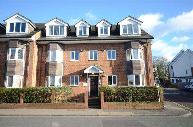 2 Bedrooms Apartment Flat for sale in Windmill Court, High Street, Aldershot