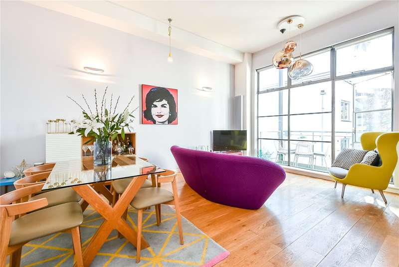 2 Bedrooms Flat for sale in Liverpool Road, London, N1