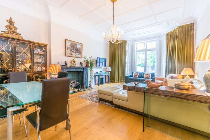 2 Bedrooms Flat for sale in Hamilton Terrace, St John's Wood, NW8
