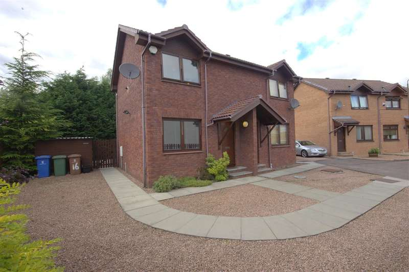 2 Bedrooms Semi Detached House for sale in Montgomery Place, Carron