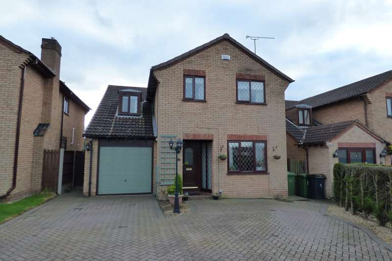 4 Bedrooms Detached House for sale in Gorse Farm Road, Thornhill, Nuneaton, CV11