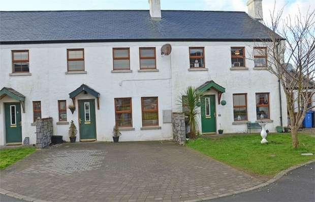 3 Bedrooms Semi Detached House for sale in Drumfad Cove, Millisle, Newtownards, County Down