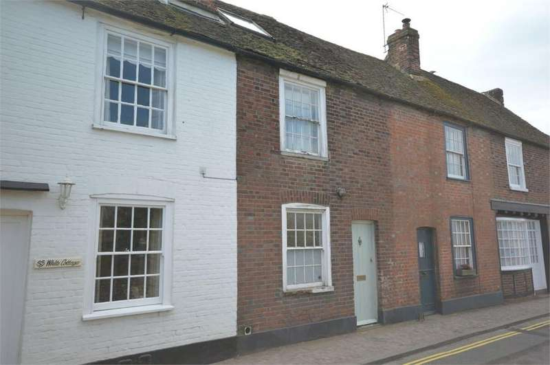3 Bedrooms Terraced House for sale in The Street, Cobham