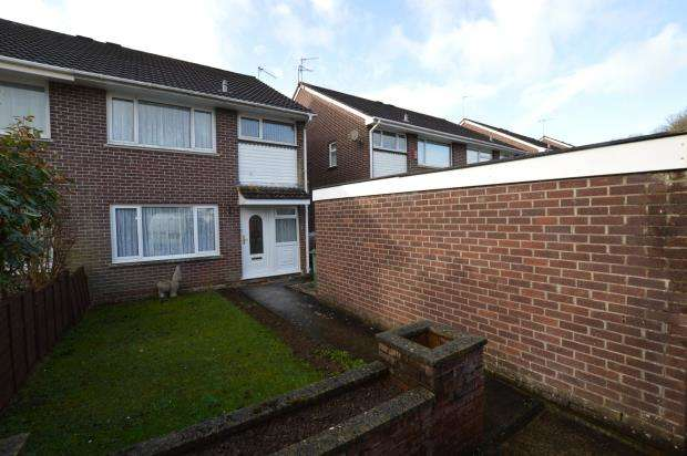 3 Bedrooms Semi Detached House for sale in Holmwood Avenue, Plymouth, Devon
