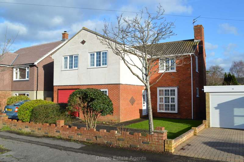 4 Bedrooms Detached House for sale in Jellicoe Avenue, Alverstoke