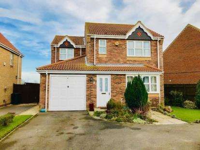 3 Bedrooms Detached House for sale in Merrills Way, Ingoldmells, Skegness