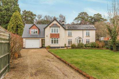 5 Bedrooms Detached House for sale in Lyndhurst, Hampshire
