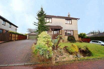 5 Bedrooms Detached House for sale in Lowrie Place, Chapelton