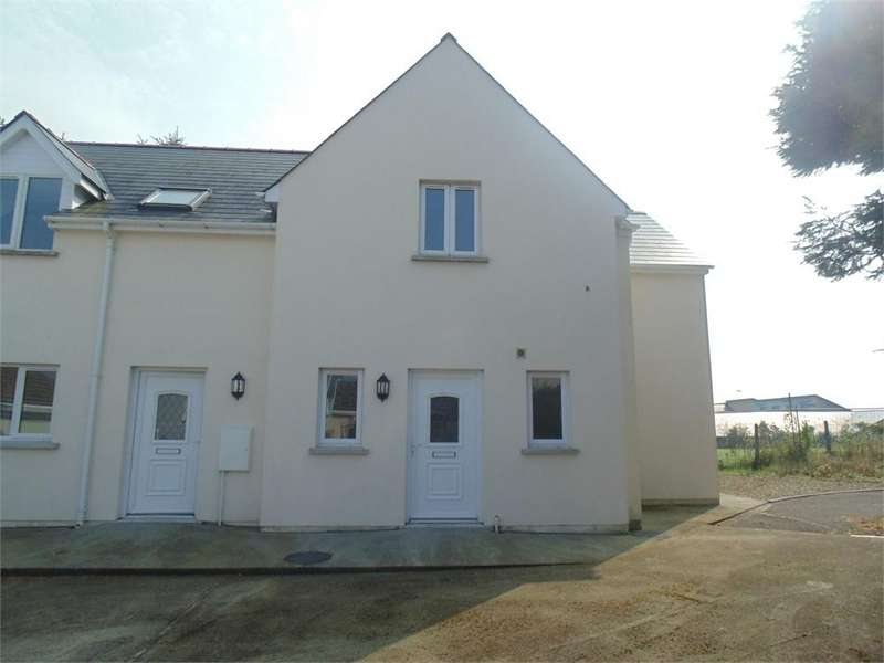 3 Bedrooms Semi Detached House for sale in 85A Portfield, Haverfordwest, Pembrokeshire