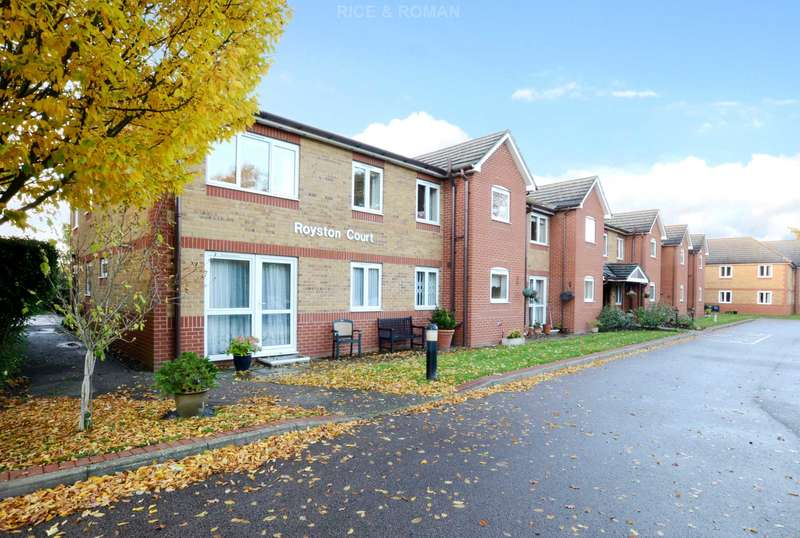 2 Bedrooms Retirement Property for sale in Royston Court, Hinchley Wood