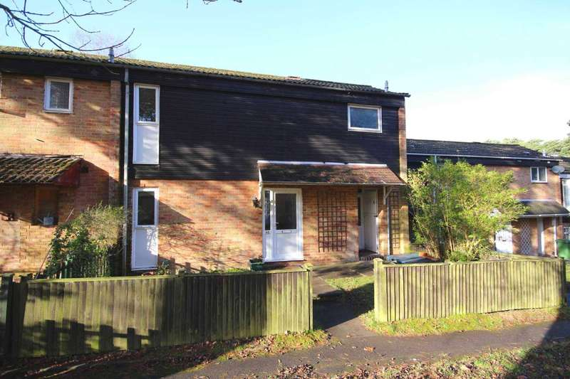 3 Bedrooms Semi Detached House for sale in Pendlebury, Bracknell