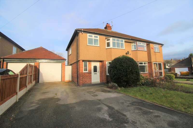 4 Bedrooms Semi Detached House for sale in Speedwell Drive, Heswall, Wirral, CH60 2SY