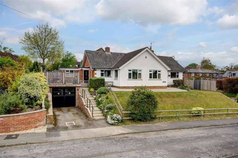 4 Bedrooms Bungalow for sale in Well Meadow, Burbage