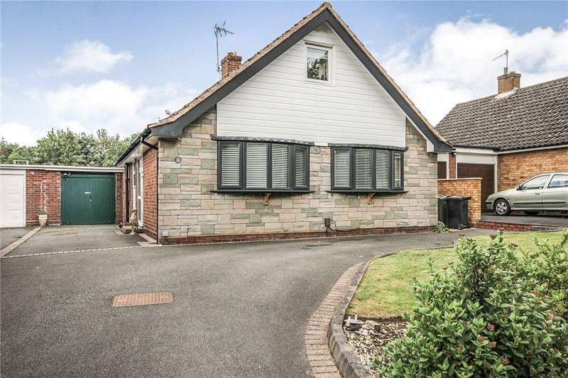 4 Bedrooms Detached Bungalow for sale in Wollescote Road, Pedmore, Stourbridge, West Midlands, DY9