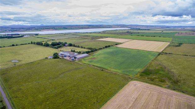3 Bedrooms Land Commercial for sale in Scottag Farm, Watten, Caithness