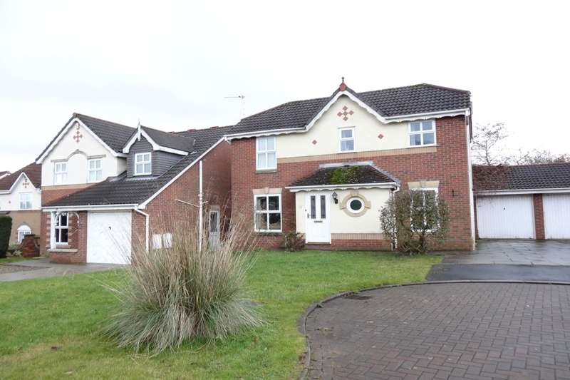 3 Bedrooms Detached House for sale in Minster Park, Cottam, Preston, PR4