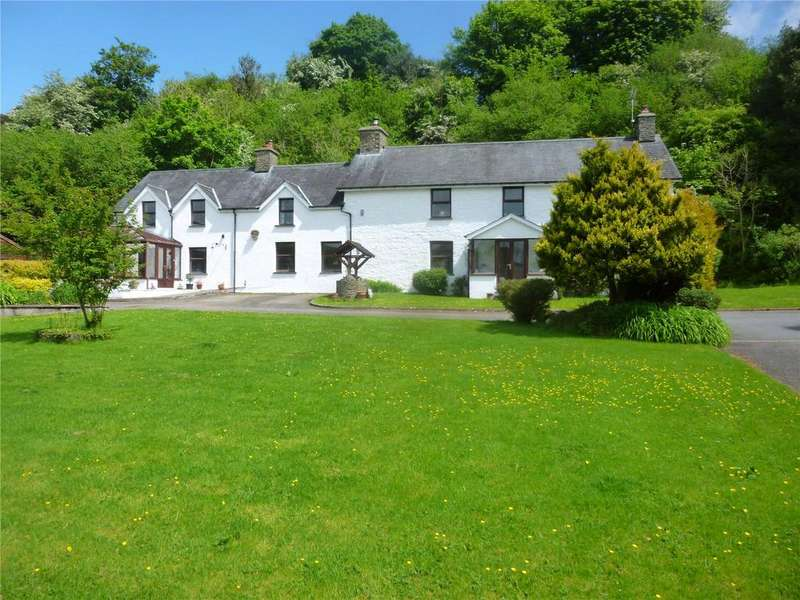 23 Bedrooms House for sale in Cribyn, Lampeter, Dyfed
