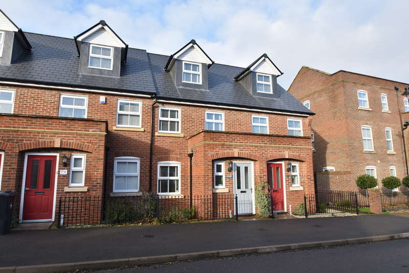 3 Bedrooms Terraced House for sale in Watson Way, Forest Hall Park