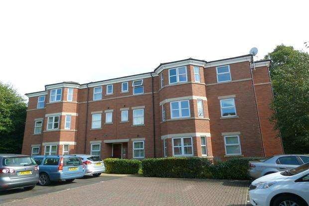 2 Bedrooms Flat for sale in Roman Place, Syston, Leicester, LE7
