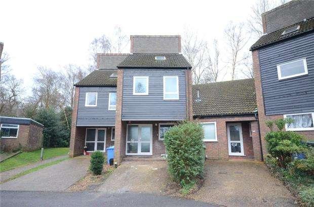 3 Bedrooms Terraced House for sale in Northcott, Bracknell, Berkshire