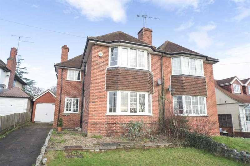4 Bedrooms Semi Detached House for sale in Wokingham Road, Earley, Reading