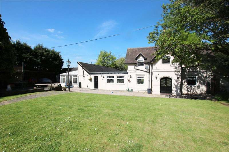 4 Bedrooms Semi Detached House for sale in The Slough, Studley, Warwickshire, B80