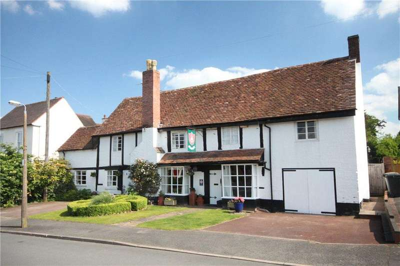 6 Bedrooms Detached House for sale in Wyre Hill, Bewdley, DY12