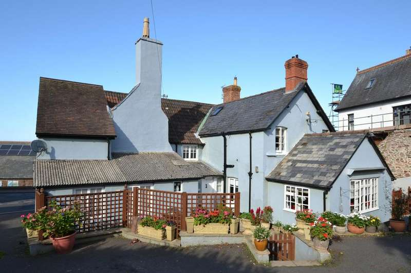 5 Bedrooms Detached House for sale in High Street, Porlock