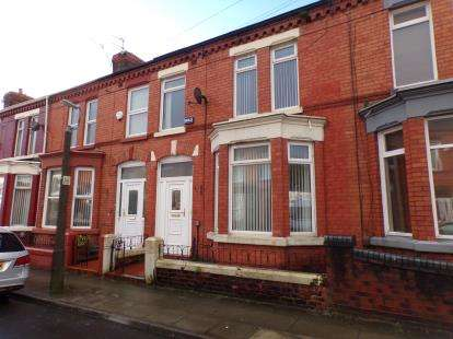 3 Bedrooms Terraced House for sale in Avonmore Avenue, Liverpool, Merseyside, L18