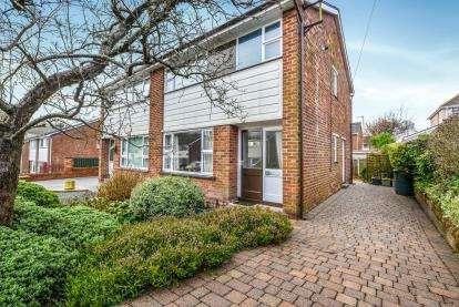 3 Bedrooms Semi Detached House for sale in Canterbury Avenue, Lancaster, Lancashire, LA1