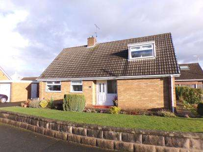 3 Bedrooms Bungalow for sale in Garthorpe Avenue, Connah's Quay, Deeside, Flintshire, CH5