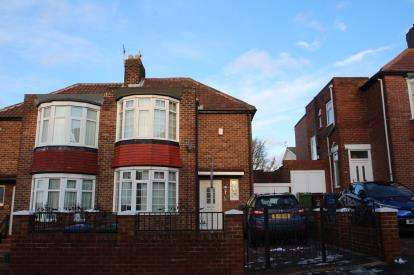 2 Bedrooms Semi Detached House for sale in Robsheugh Place, Newcastle Upon Tyne, Tyne and Wear, NE5