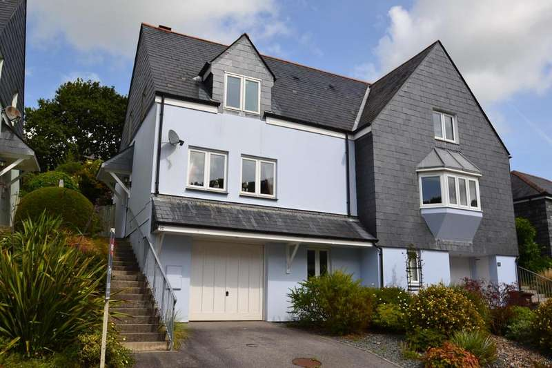 3 Bedrooms Semi Detached House for sale in Grenville Meadows, Lostwithiel