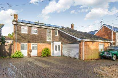 4 Bedrooms Detached House for sale in Dibden Purlieu, Southampton, Hampshire
