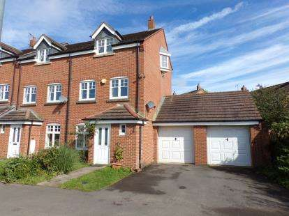 4 Bedrooms Town House for sale in Southern Drive, Kings Norton, Birmingham, West Midlands