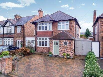 4 Bedrooms Detached House for sale in Davies Road, West Bridgford, Nottingham, Nottinghamshire