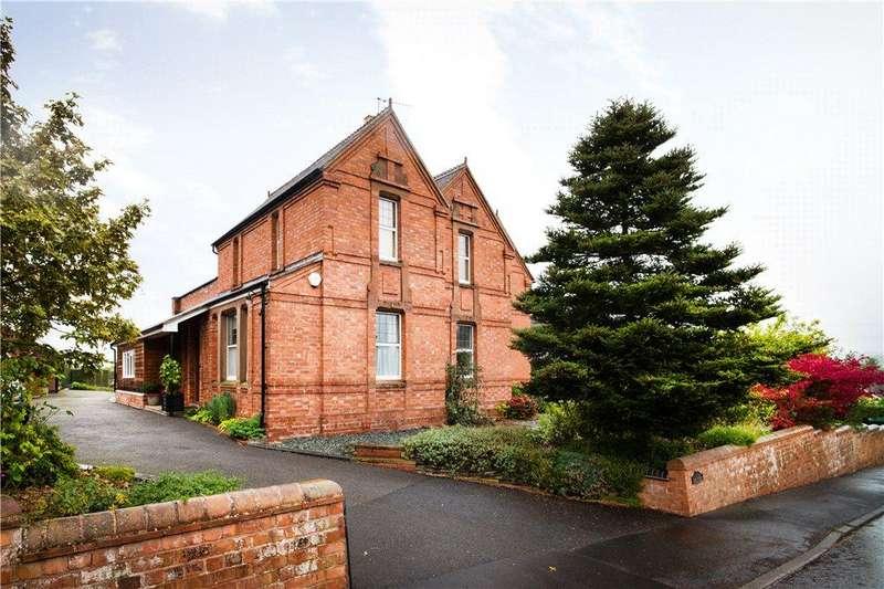 4 Bedrooms Detached House for sale in Berrington Road, Tenbury Wells, Worcestershire, WR15