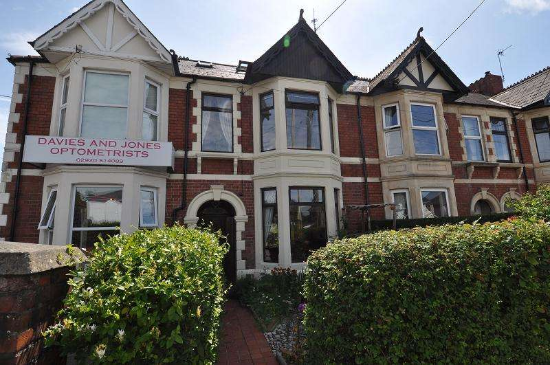 4 Bedrooms Terraced House for sale in 82 Cardiff Road, Dinas Powys, The Vale Of Glamorgan. CF64 4JX