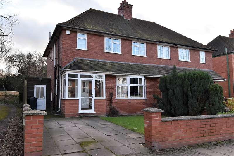 3 Bedrooms Semi Detached House for sale in Heath Road, Bournville, Birmingham, B30