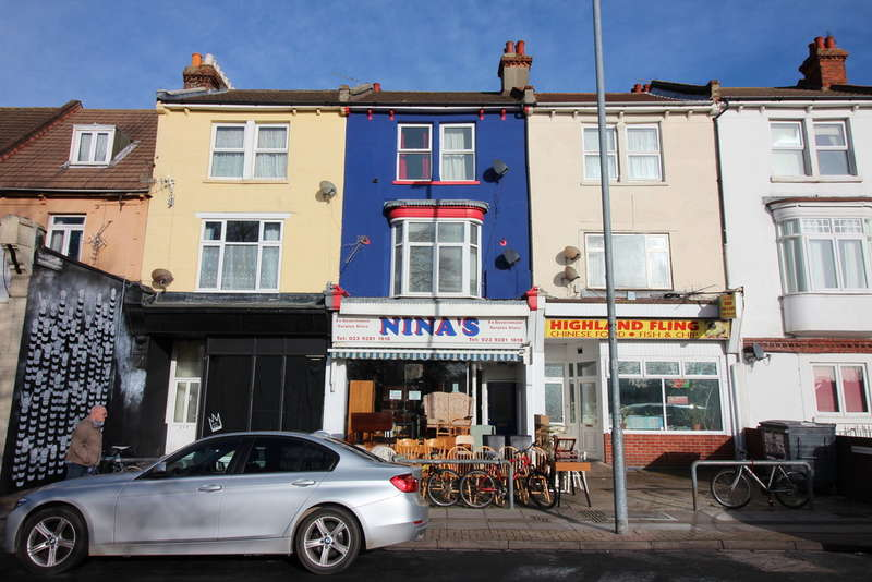 6 Bedrooms Terraced House for sale in Highland Road, Southsea
