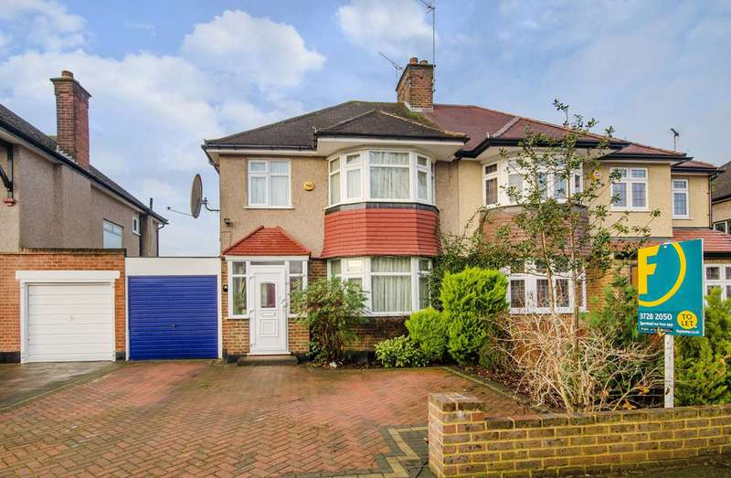 3 Bedrooms House for rent in The Drive, Rayners Lane, HA2