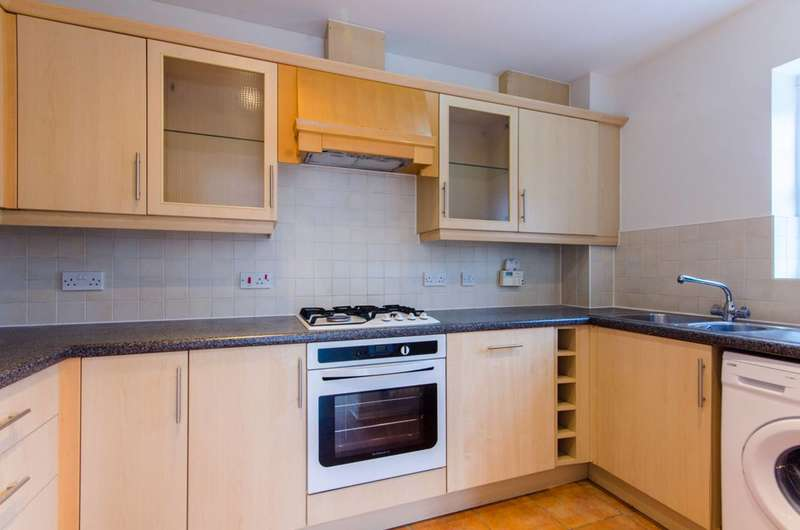 2 Bedrooms Flat for sale in Seaton Square, Mill Hill East, NW7