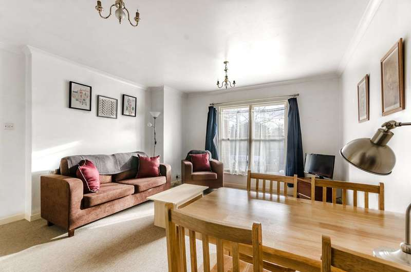 2 Bedrooms Flat for sale in East Acton Lane, Acton, W3