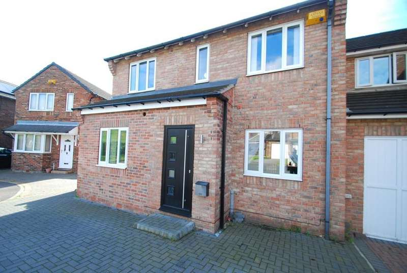 4 Bedrooms Link Detached House for sale in Packman Way, Wath-Upon-Dearne S63