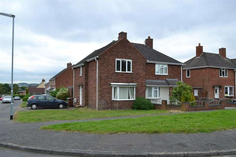 2 Bedrooms House for sale in St. Aidans Road, Cannock
