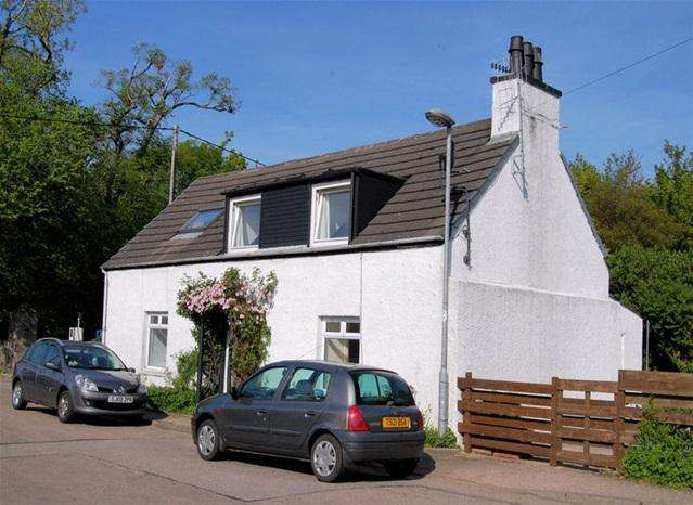 4 Bedrooms Detached House for sale in Tayinloan, by Tarbert