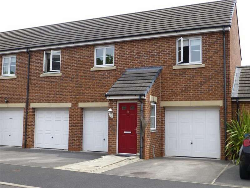 2 Bedrooms Apartment Flat for sale in Lambourne Court, Wrexham