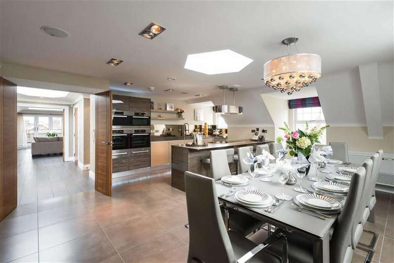 3 Bedrooms Apartment Flat for sale in Green Dragon Lane, Winchmore Hill, London