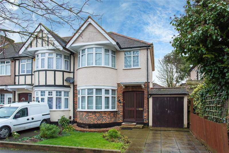 3 Bedrooms Mews House for sale in Long Elmes, Harrow Weald, HA3