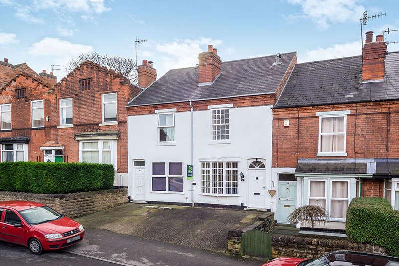 2 Bedrooms Property for sale in Burnham Street, Nottingham, NG5